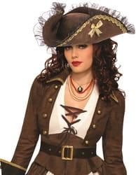 Фото Треуголка Пиратки морей