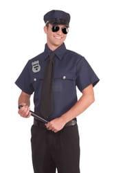 Фото Костюм Полицейского в шляпе взрослый