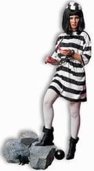 Фото Костюм Заключенная леди взрослый