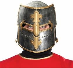 Фото Шлем средневекового Рыцаря взрослый