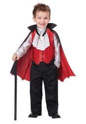 Фото Костюм Элегантный вампир детский