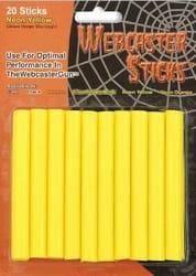 Фото Патроны для паутины жёлтые