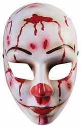 Фото Окровавленная маска Клоуна
