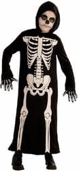 Фото Костюм Ходячий скелет детский
