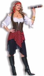 Фото Костюм Сладкая Пиратка взрослая