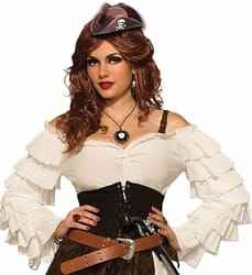 Фото Треуголка Пирата с черепом