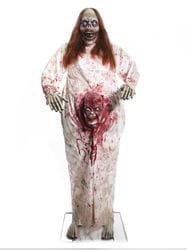 Фото Декорация окровавленный Зомби