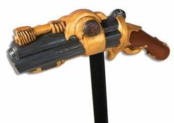 Фото Пистолет охотника в стиле стимпанк