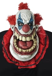 Фото Маска зловещий Клоун взрослая