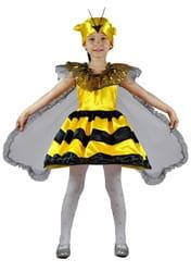 Фото Костюм Пчёлка с крылышками детский