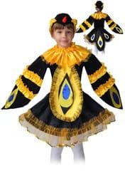 Фото Костюм Синичка с крылышками детский