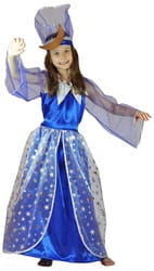 Фото Костюм Ночь в платье детский