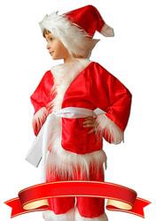 Фото Костюм Санта Клаус детский