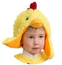 Фото Шапочка Цыплёнок детская