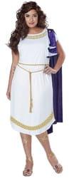 Фото Костюм Греческая царица (большой размер) взрослый