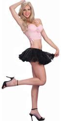 Фото Подъюбник танцовщицы черный
