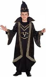 Фото Костюм загадочный Волшебник детский