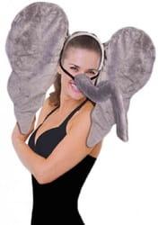 Фото Нос и уши слона