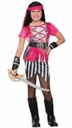 Фото Розовая рубашка отважной Пиратки