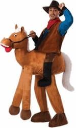 Фото Костюм Ковбой на лошади взрослый