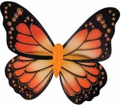 Фото Крылья Бабочки монарх