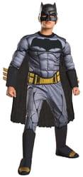 Фото Костюм Бэтмен deluxe с мускулами детский