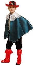 Фото Костюм Кот в сапогах со шпагой детский