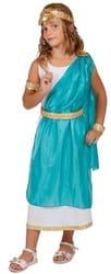 Фото Костюм Греческая богиня детский