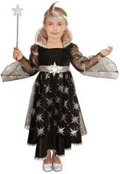 Фото Костюм Фея ночи с волшебной палочкой детский