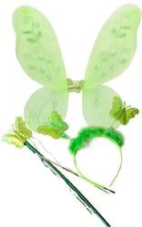 Фото Крылья и ободок Бабочка