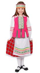 Фото Костюм Белоруска детский