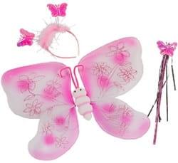 Фото Набор Бабочка (розовый)