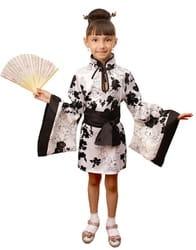 Фото Костюм Китаянка с веером детский