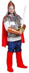Фото Костюм Богатырь с мечом взрослый