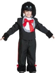 Фото Костюм Пудель Артемон в маске детский