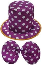 Набор Клоун (фиолетовый)