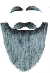 Фото Борода Старика с усами и бородой