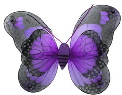 Фото Крылья Бабочка (фиолетовый)