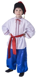 Фото Костюм Украинский для мальчика детский