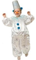 Фото Костюм Снеговичок Снежок детский