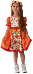 Фото Костюм Осень в платье детский