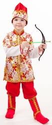 Фото Костюм Иван-Царевич с луком и стрелами детский