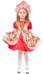 Фото Костюм Царевна в кокошнике детский