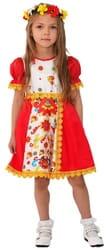 Фото Костюм Лето в платье детский