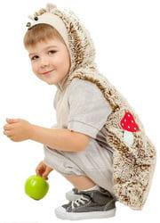 Фото Костюм Ежик в комбинезоне детский