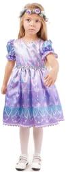 Фото Костюм Зима в платье детский