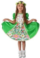 Фото Костюм Весна в платье детский